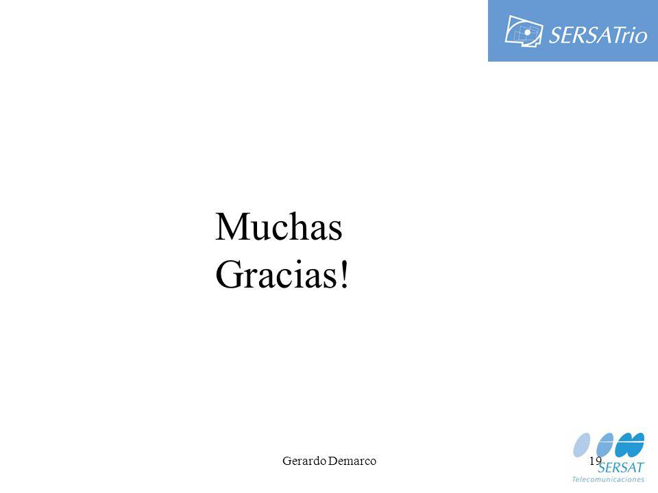 Gerardo Demarco19 Muchas Gracias!