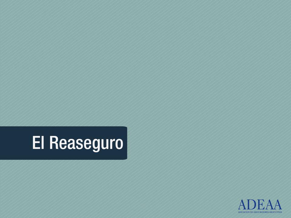 La transferencia del Riesgo Nuevo marco regulatorio Asegurados Agentes Internet Brokers Bancos Aseguradoras Reasegurolocal Otrosmercadosde Transf.