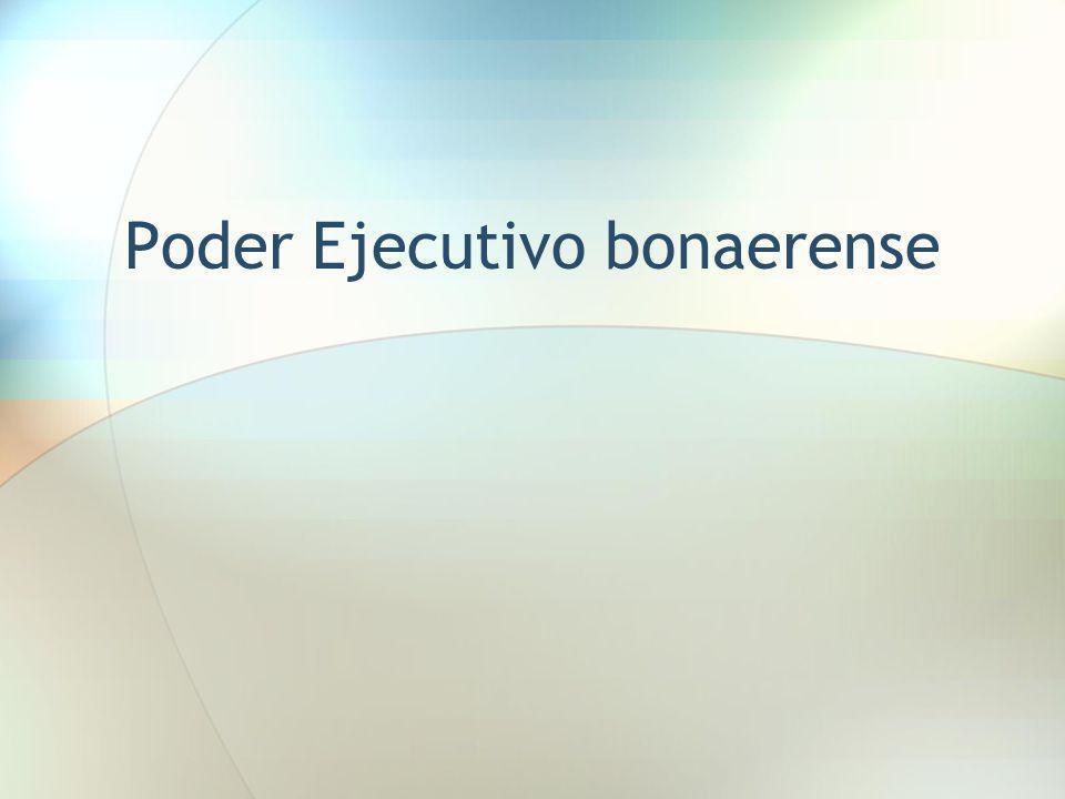 Poder Ejecutivo bonaerense