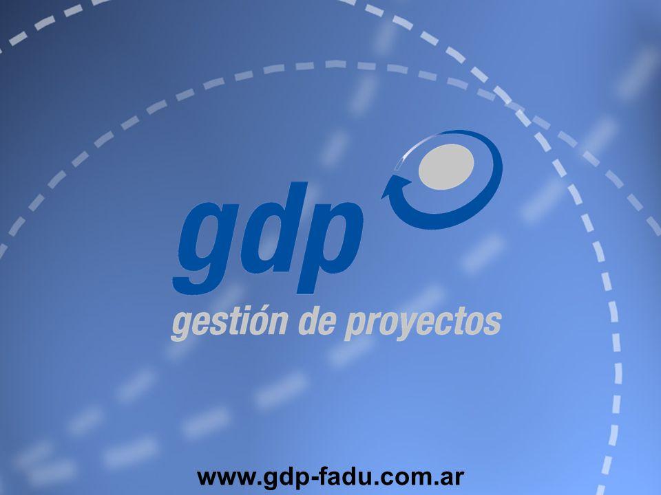 Gestión de Proyectos Cátedra: Ing. Spósito