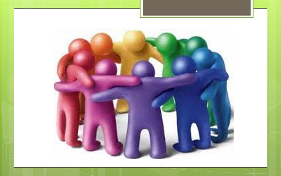 COMPARTIR Cubrir las necesidades de otros Trabajar juntos en resoluciones prácticas