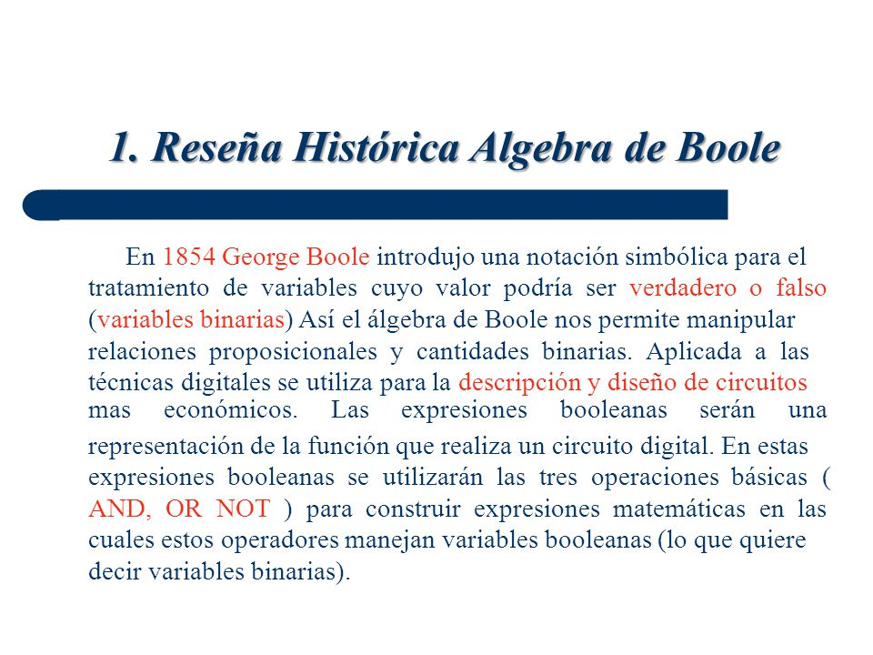 Arquitectura de Computadores [ Sistemas Digitales ] Präsentat ion Álgebra Booleana 94 Teorema del consenso: x +xy= .