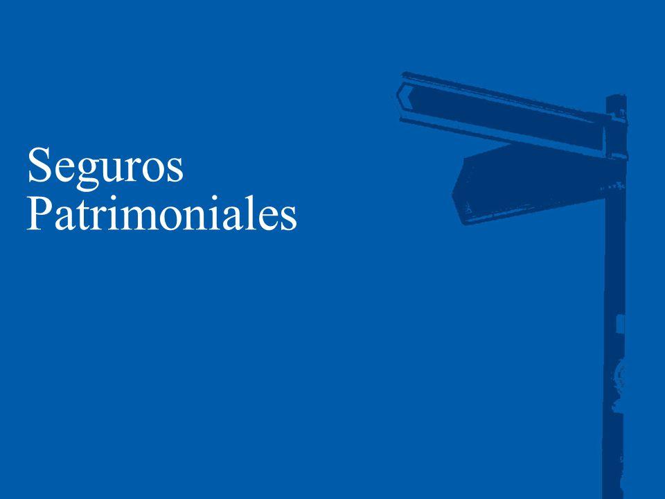 Auditoría. Impuestos. Consultoría. Corporate Finance 3 Seguros Patrimoniales