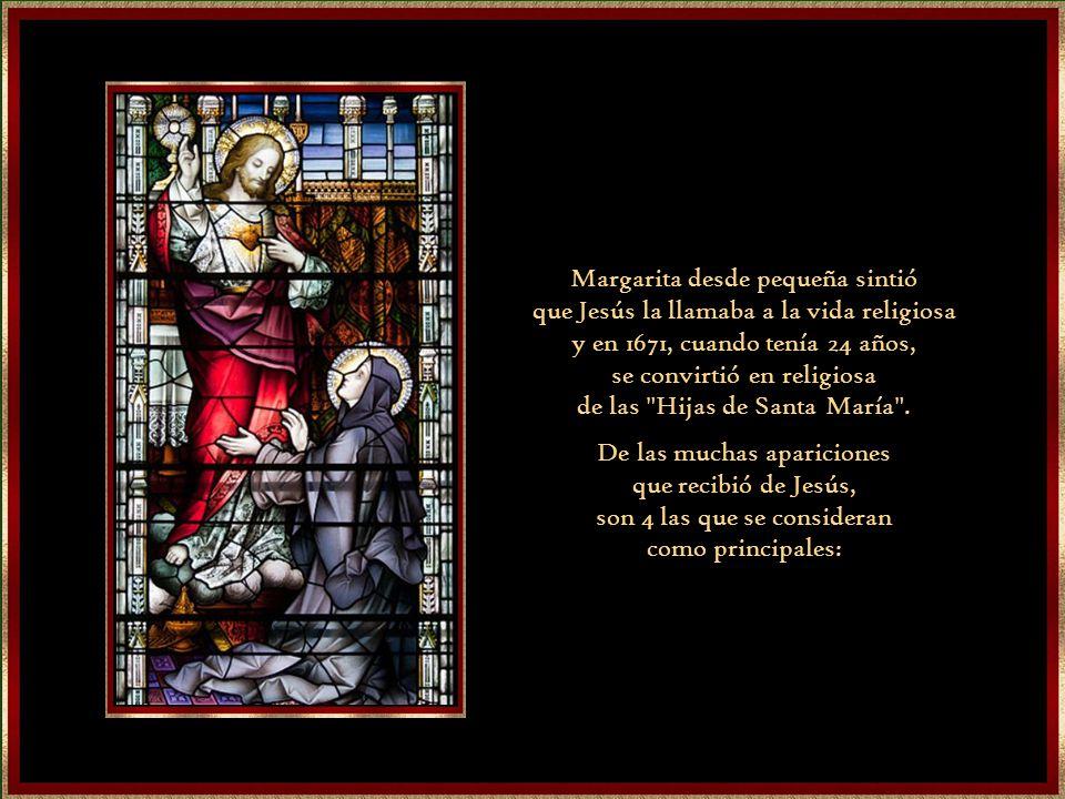El mes de junio le rendimos una devoción especial al Divino Corazón debido a un pedido de Jesús a Santa Margarita de Alacoque a quien se le manifestó