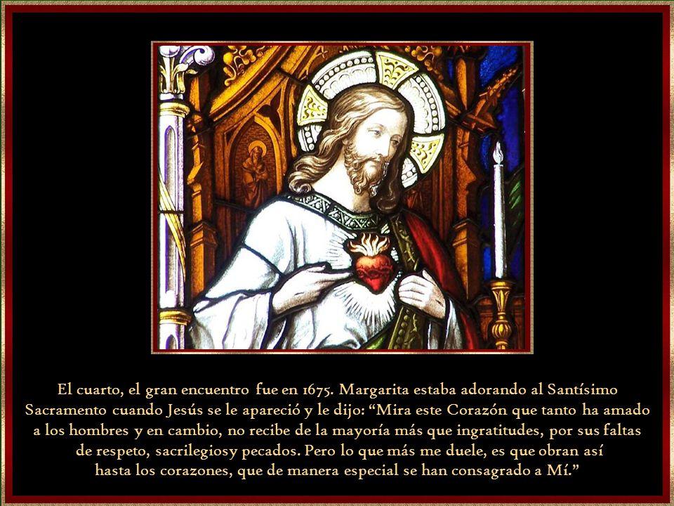 La Hora Santa es una hora de oración, frente a la Hostia, en la que se busca reparar las ofensas hechas a Jesús recitando unas plegarias.