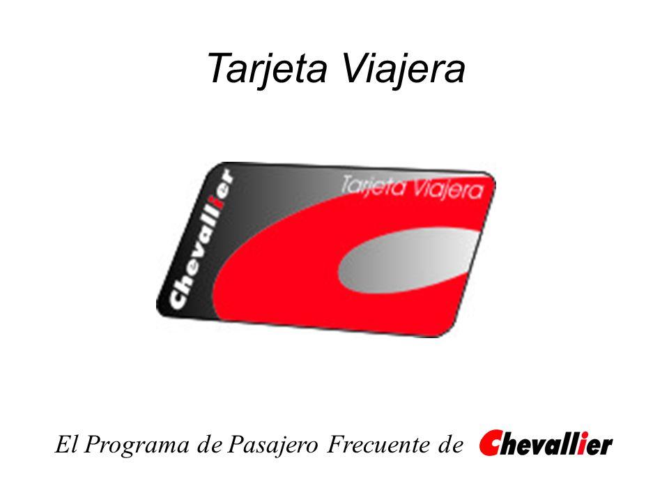 Tarjeta Viajera ¿ Qué es tarjeta viajera.