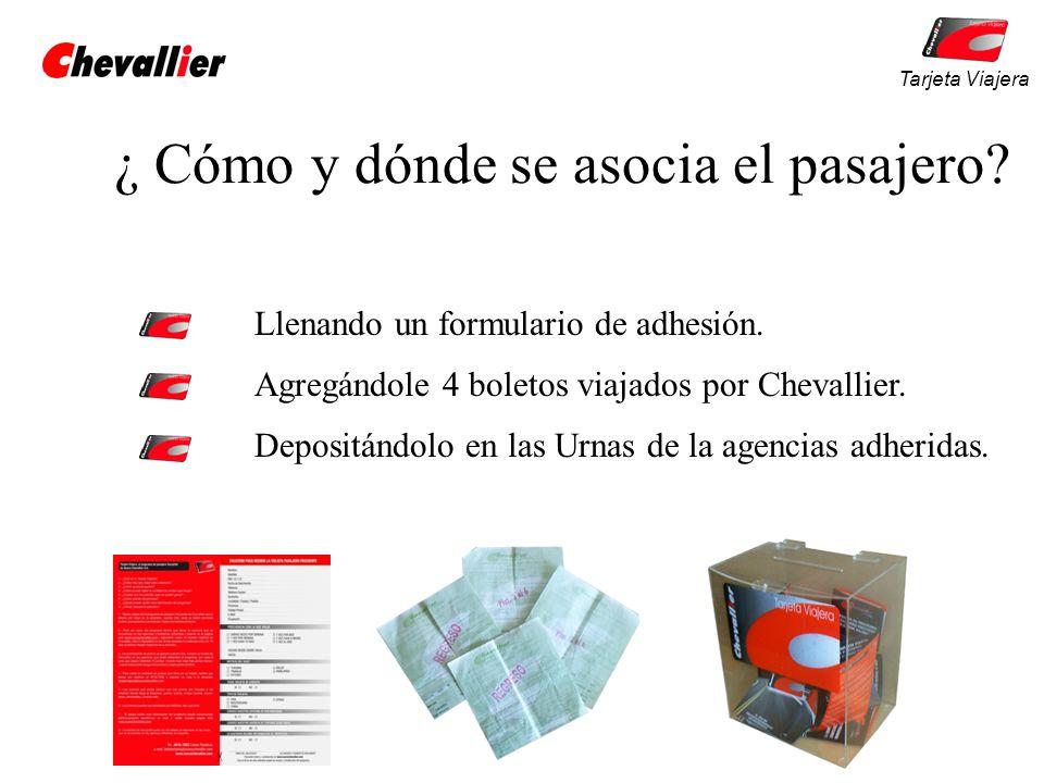 Tarjeta Viajera ¿Cómo recibe la tarjeta el pasajero.