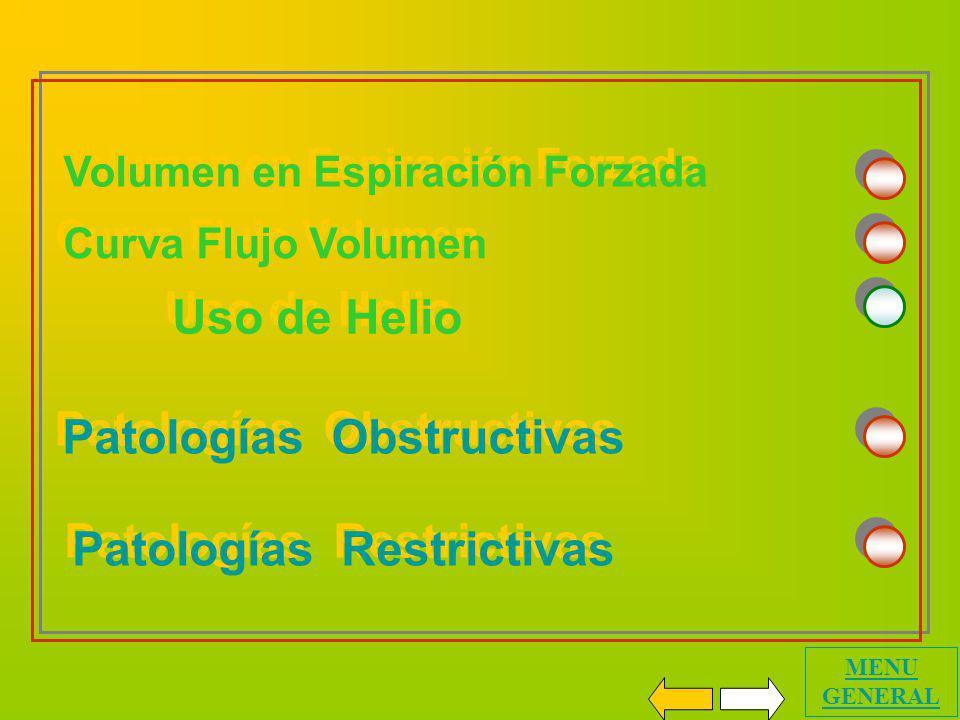 PATOLOGICA CURVA FLUJO VOLUMEN