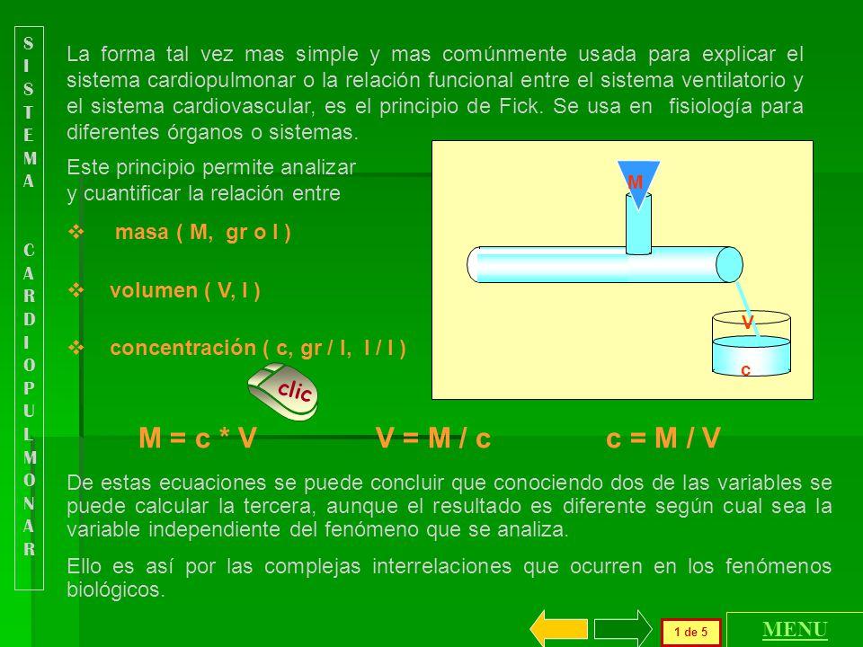 De estas ecuaciones se puede concluir que conociendo dos de las variables se puede calcular la tercera, aunque el resultado es diferente según cual sea la variable independiente del fenómeno que se analiza.