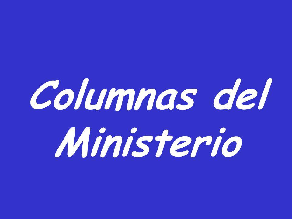 Columnas del Ministerio