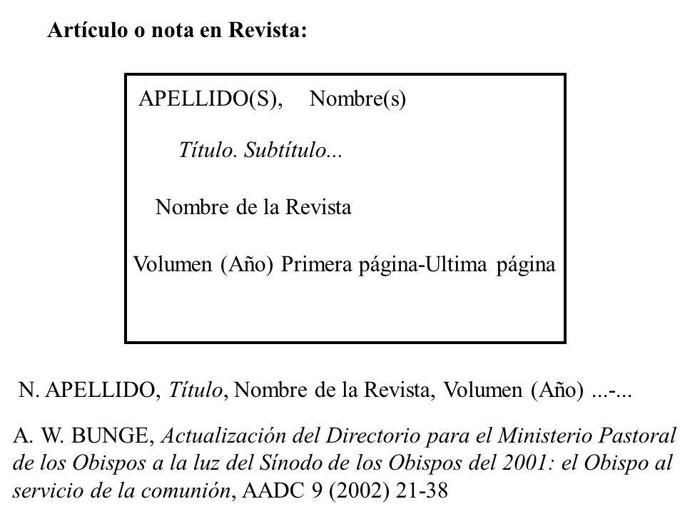 APELLIDO(S),Nombre(s) Título.Subtítulo...