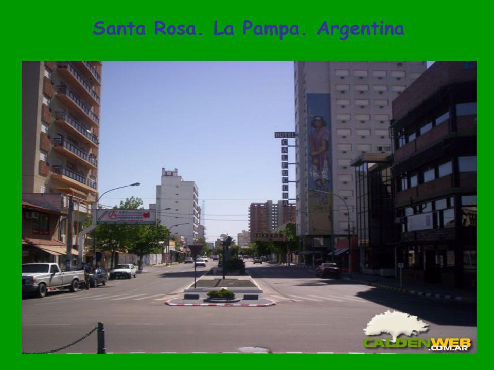 La Pampa. Argentina