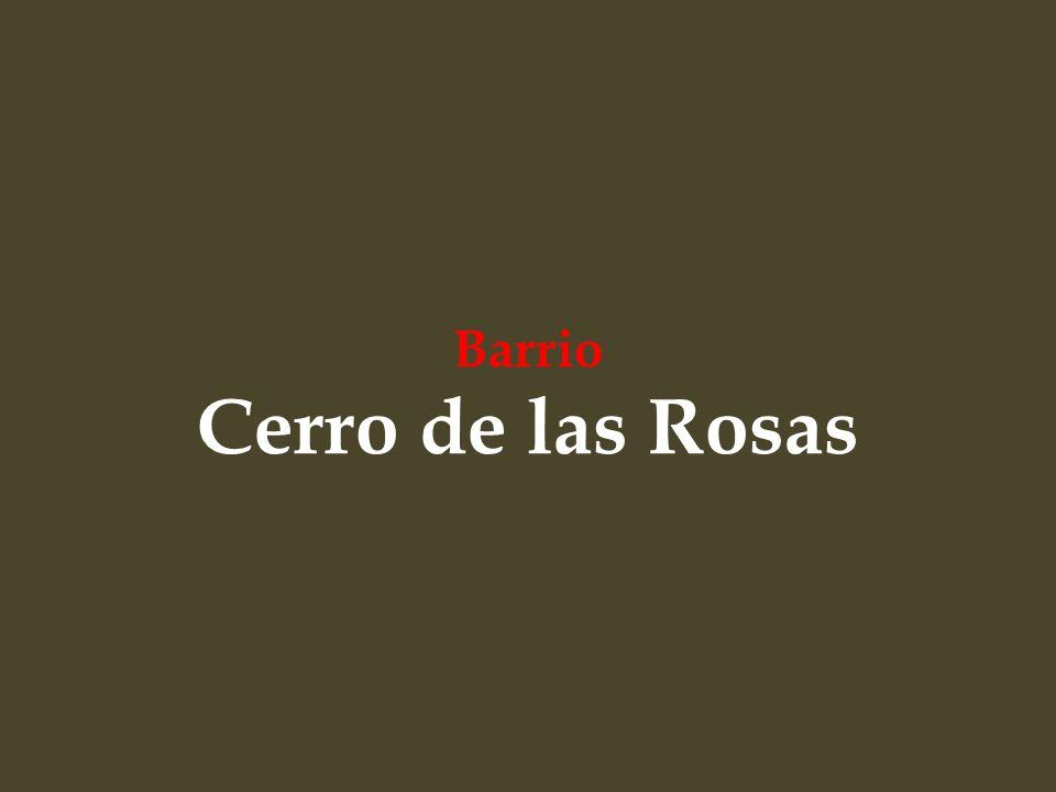 Barrio Cerro de las Rosas