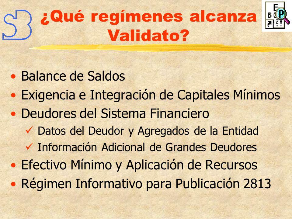 ¿Qué entidades eligieron Validato (Cont.).