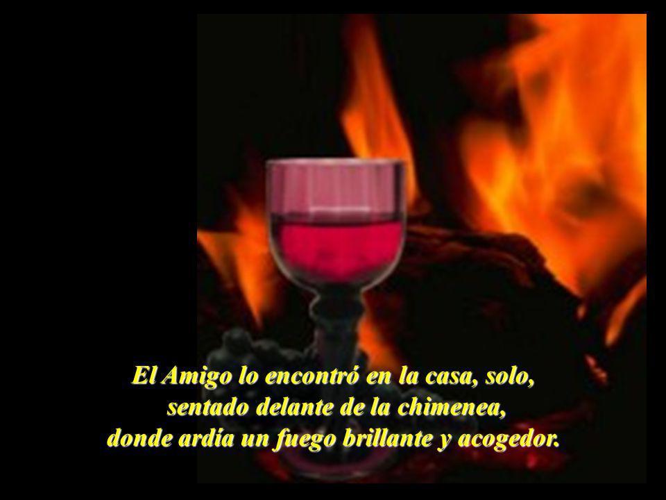 A los Amigos vale recordarles que ellos son responsables de mantener encendida la llama de la AMISTAD en cada uno de los miembros y de promover la unión entre todos ellos, para que el fuego sea realmente fuerte, eficaz y duradero.
