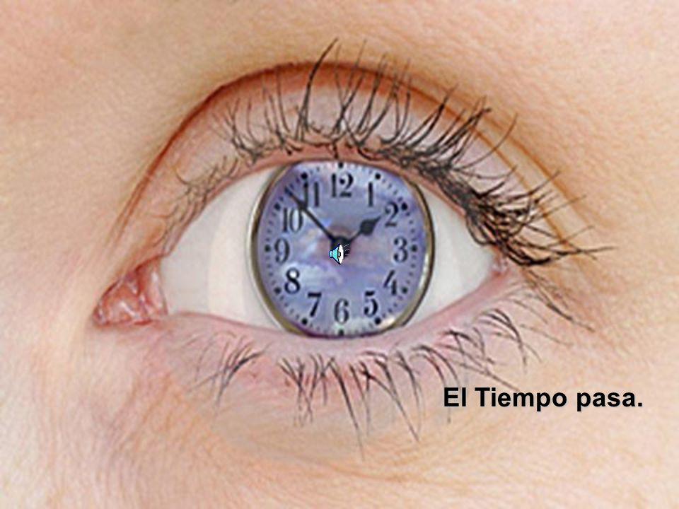 El Tiempo pasa.