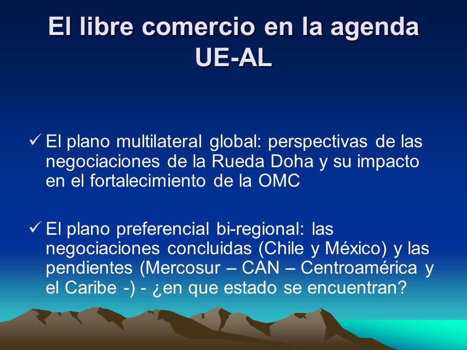 Un caso pendiente y relevante: Mercosur-Unión Europea Octubre 2004: ¿una oportunidad perdida.
