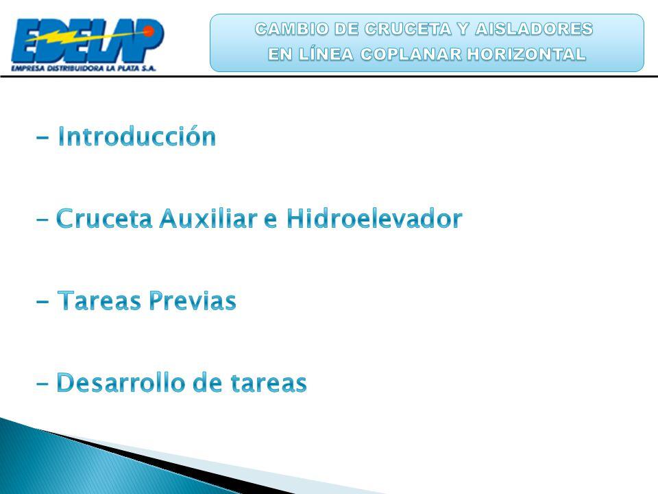 Área de concesión EDELAP S.A.