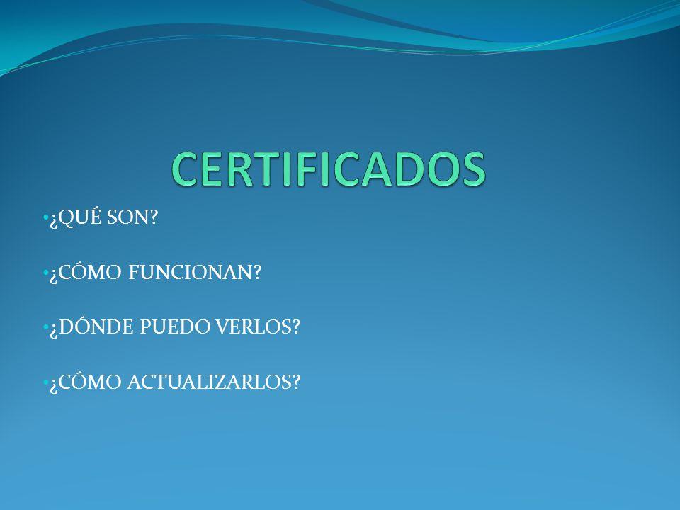 Son las autorizaciones que da el administrador de red para poder utilizar la netbook.