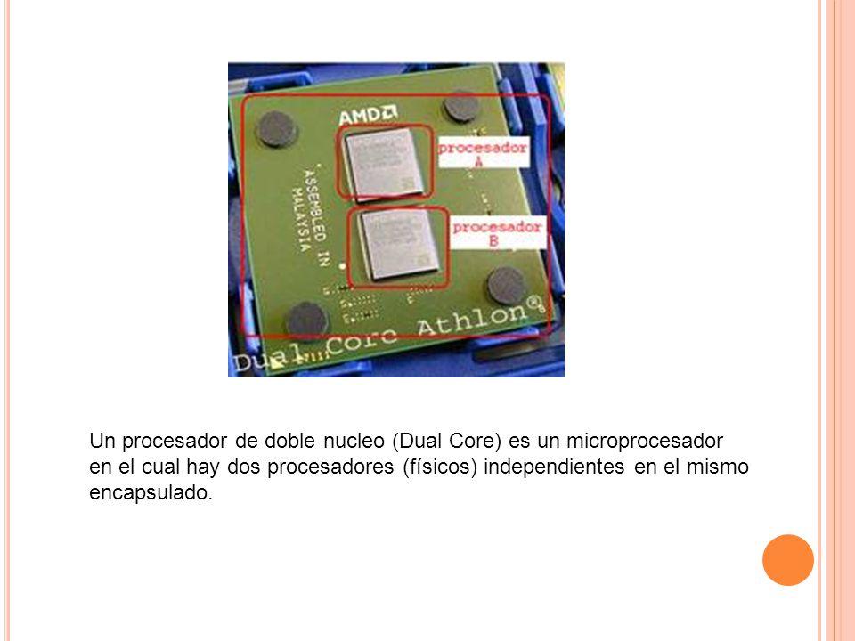 M ARCAS Intel: la marca que más vende y la más conocida gracias a sus procesadores AMD: es el rival más directo que tiene Intel.