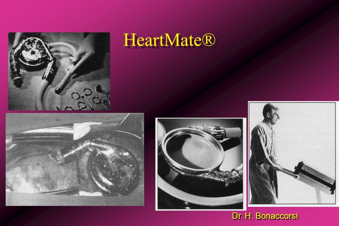 Dr. H. Bonaccorsi Thoratec®