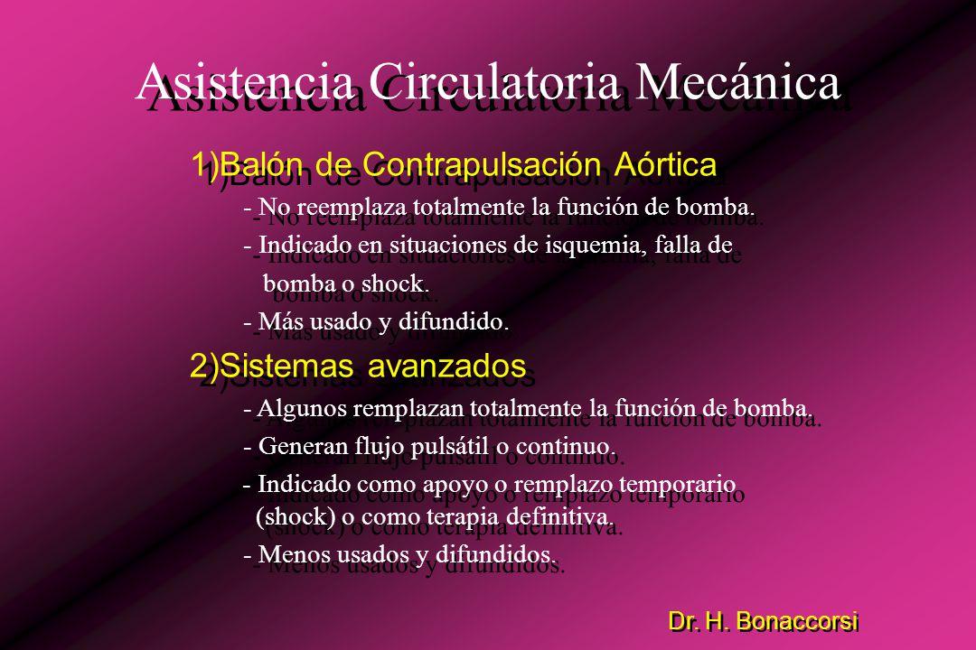 Dr. H. Bonaccorsi