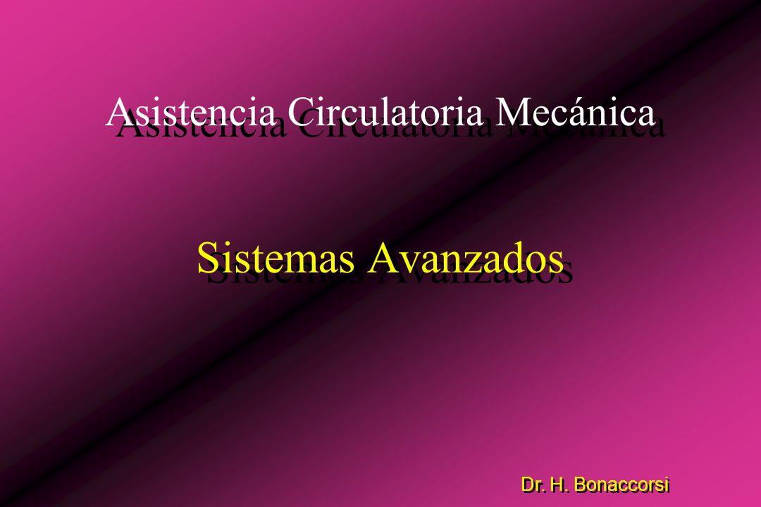 Dr. H. Bonaccorsi Corazón Artificial Total