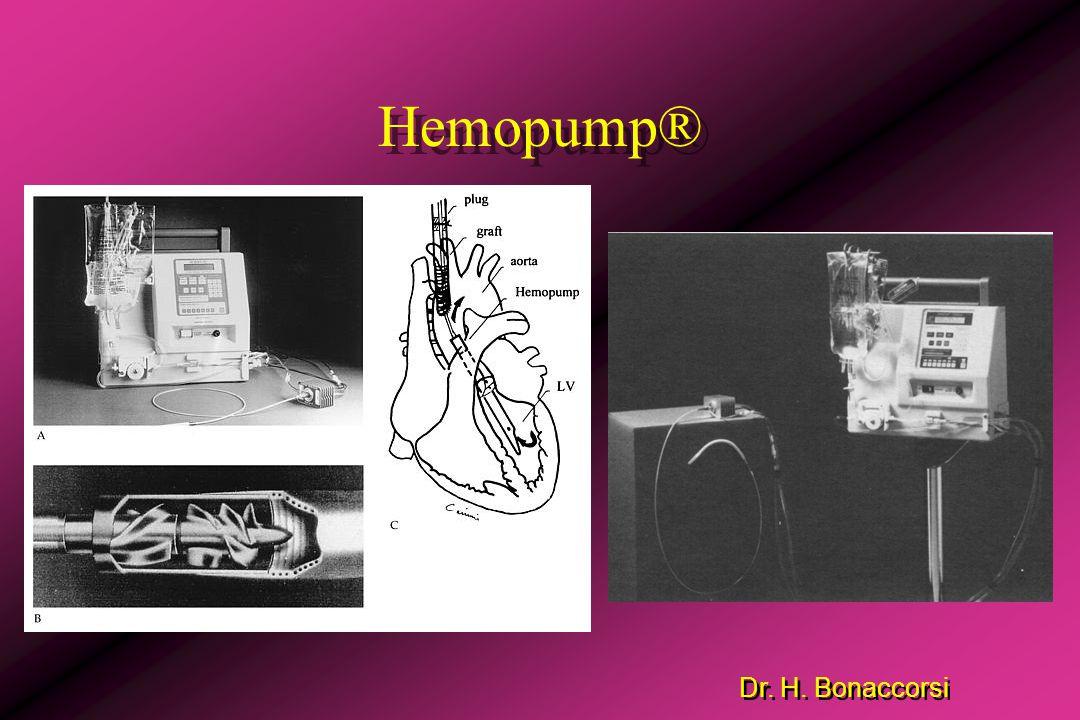 Dr. H. Bonaccorsi Hemopump®