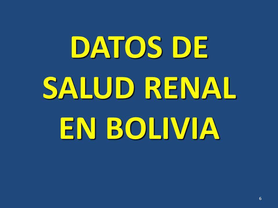 DATOS DE SALUD RENAL EN BOLIVIA 6