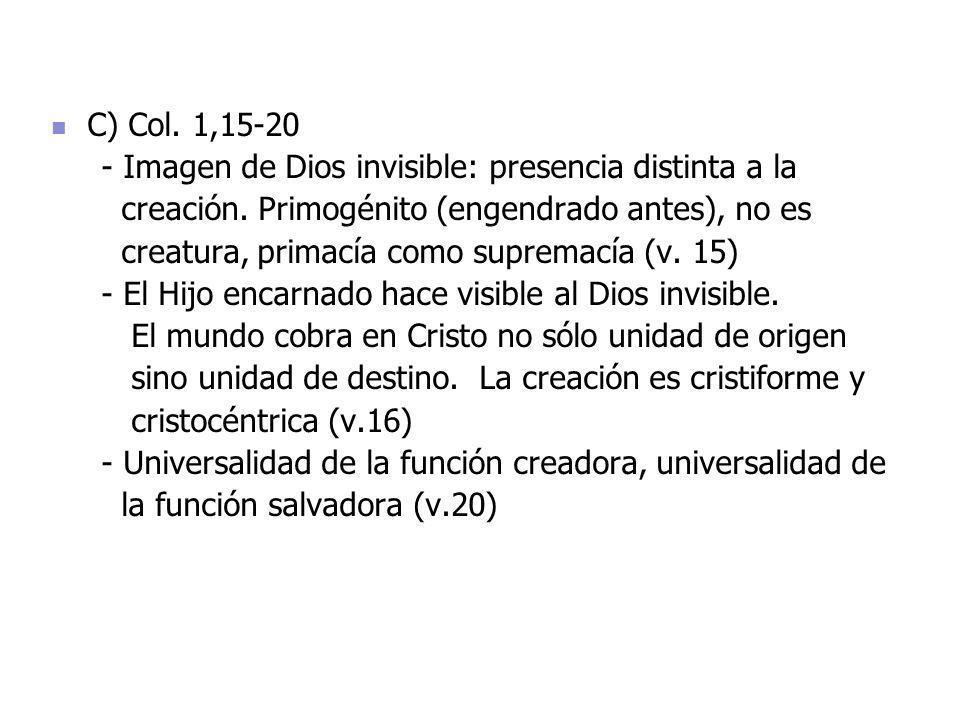 C) Col.1,15-20 C) Col.