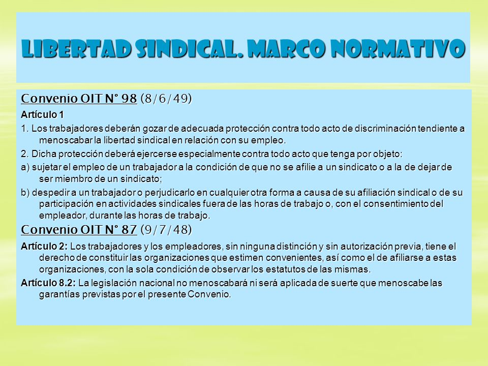 DISCRIMINACION SINDICAL.Marco Legal. Amparo. Posición S.C.B.A.