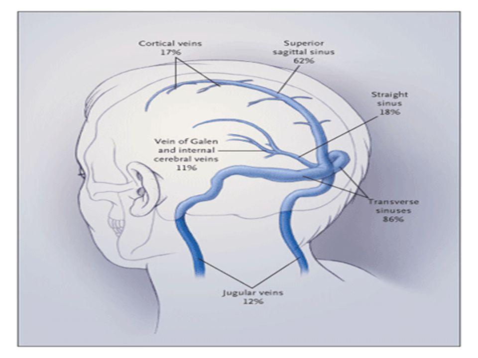 Convulsiones 40% como manifestaciòn inicial, 7% durante la evoluciòn.