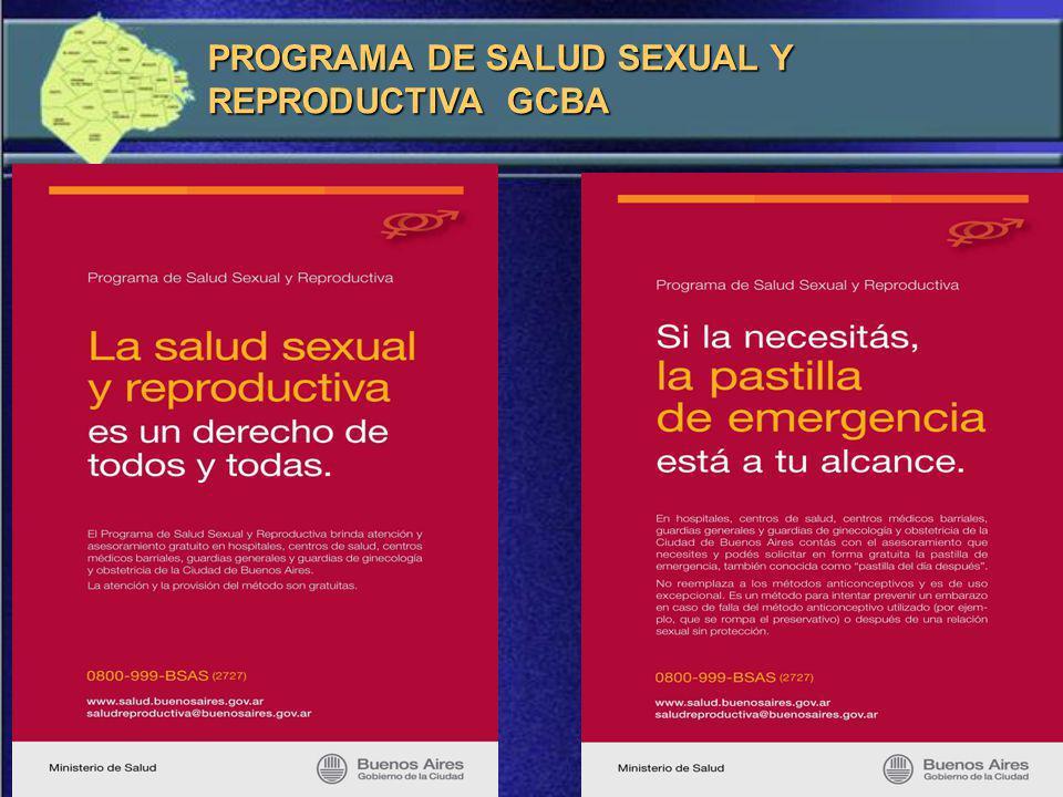 Capacitación a efectores Se desarrolla un Curso anual los segundos jueves de cada mes por la mañana ¨ Soluciones y dificultades en el abordaje de la salud sexual y reproductiva¨.