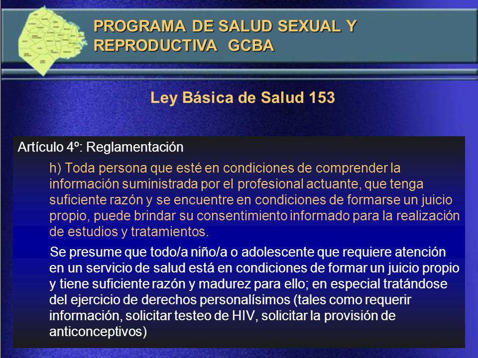 Actividades de promoción de la salud sexual y reproductiva Los Centros de Salud y algunos hospitales realizan actividades de promoción de la salud sexual y reproductiva.