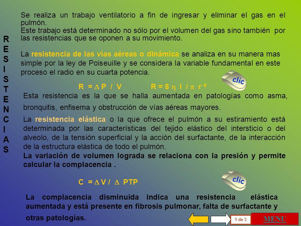 PRESION DE RELAJACION VOLUMEN CORRIENTE NORMAL JOVEN NORMAL ANCIANO RELACION P-V PRESION DE RELAJACION VOLUMEN CORRIENTE NORMAL JOVEN NORMAL ANCIANO RELACION P-V MENU GENERAL
