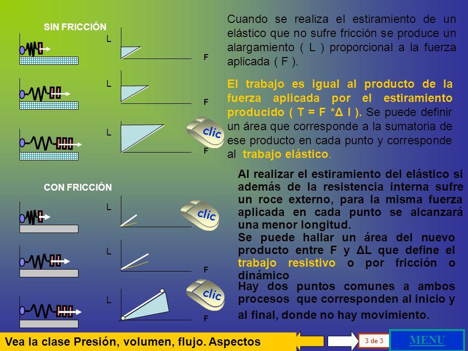 100 75 50 25 0 Presión -40 -20 0 +20 % Capacidad Vital Muchas diferencias se pueden observar en el comportamiento del sistema elástico de un individuo normal anciano con respecto a uno joven.