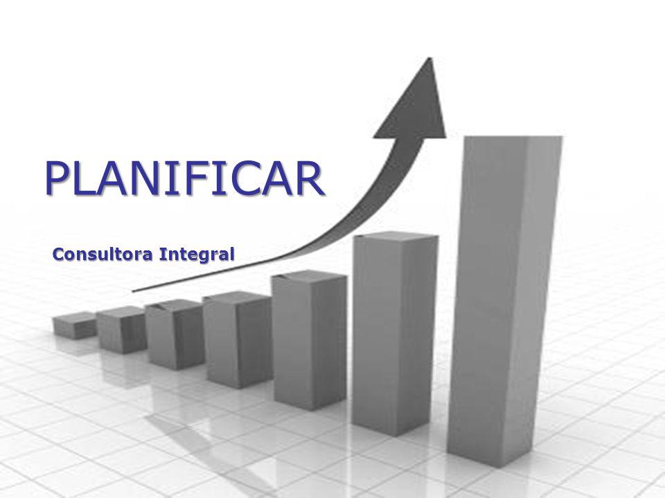 PLANIFICAR Consultora Integral