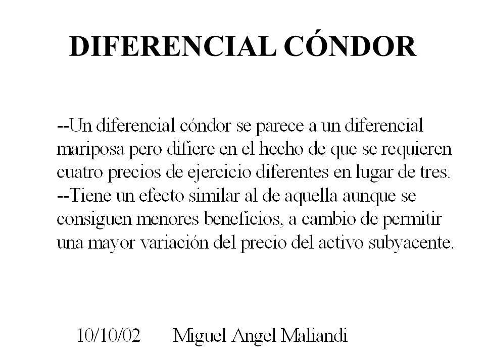 DIFERENCIAL CÓNDOR