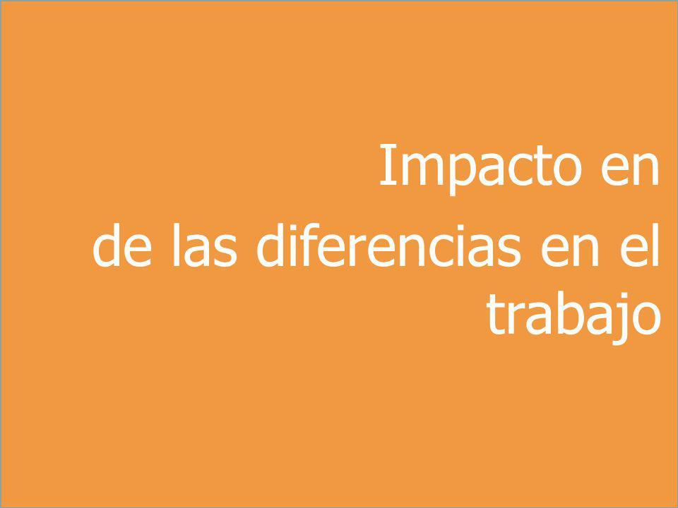 21 27 - 8- 12 Impacto en de las diferencias en el trabajo
