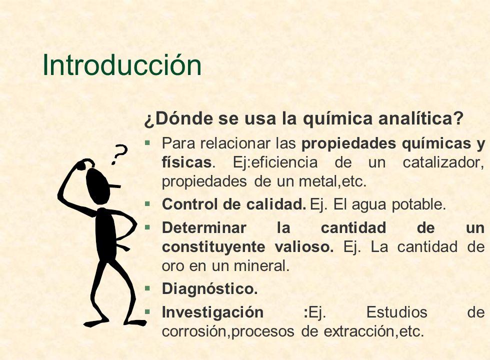 Mag. Elizabeth Arancibia Araya Introducción §El análisis cualitativo indica la presencia o ausencia de algunos elementos, iones o moléculas. §El análi