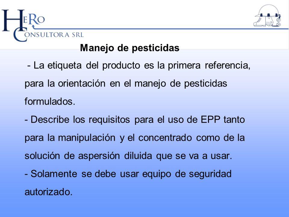 - Ciertos productos químicos tóxicos pueden ser aprobados solamente para usarlos si se manipulan y se descartan por medio de sistemas cerrados de dispensar, oficialmente admitidos.