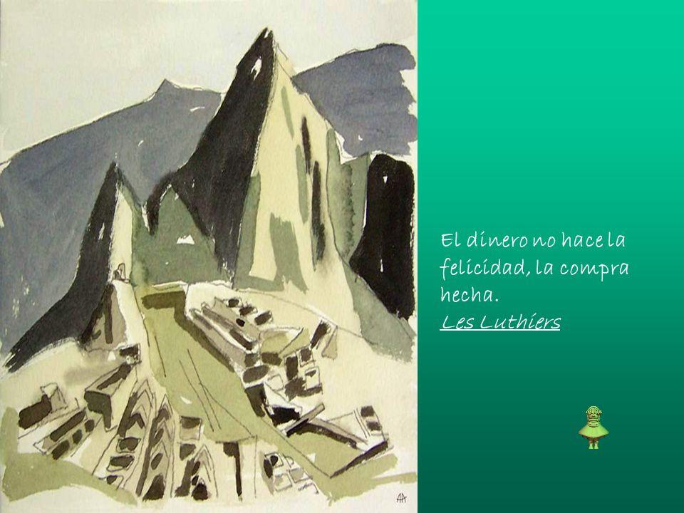 A los médicos es a quienes mejor les va: sus éxitos andan por ahí, y a sus fracasos los entierran. Jacques Tati