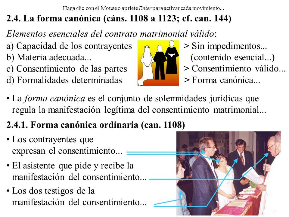 Asistentes: El Ordinario de lugar, el párroco, o un sacerdote o diácono delegado por alguno de ellos (can.