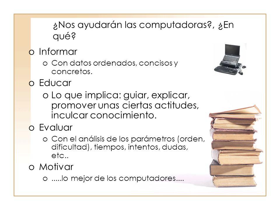 Informática: Ciencia y Técnica En su origen, fue primero un conjunto de técnicas concretas Hoy, se edifico sobre ellas un sistema teorico coherente.