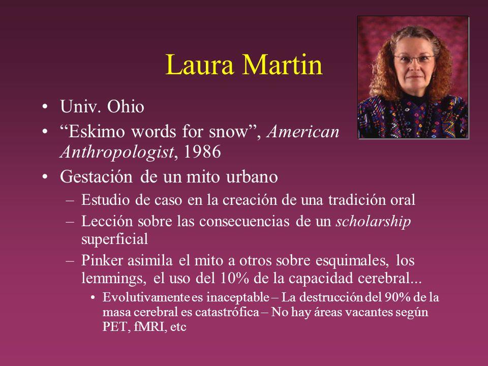 Laura Martin Univ.
