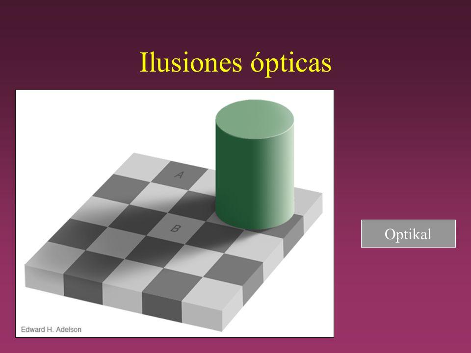 Ilusiones ópticas Optikal