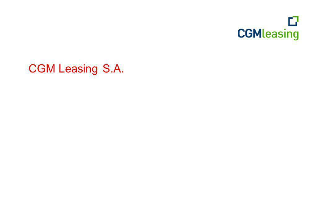 CGM Leasing S.A.