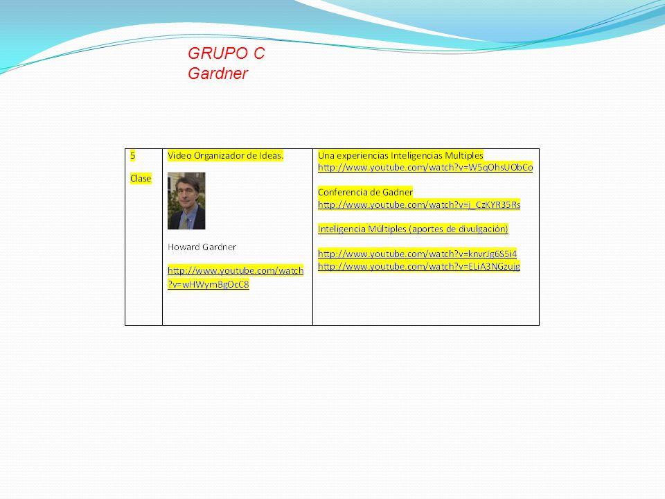 GRUPO C Gardner