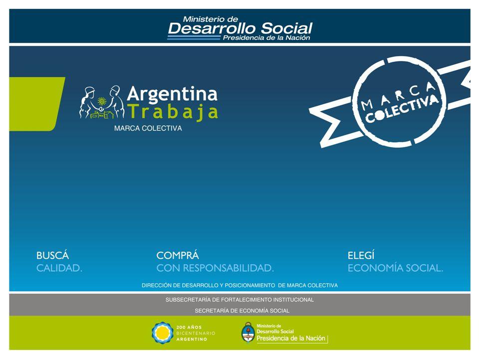 La promoción de la Economía Social es uno de los ejes centrales del Plan Argentina Trabaja, impulsado por el Ministerio de Desarrollo Social de la Nación, con el objetivo de mejorar la calidad de vida de las personas a partir de promover la inclusión social, a través del trabajo.