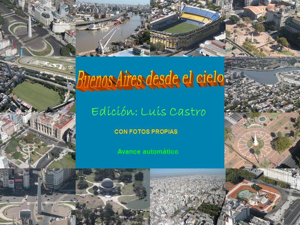 Avance automático Edición: Luis Castro CON FOTOS PROPIAS